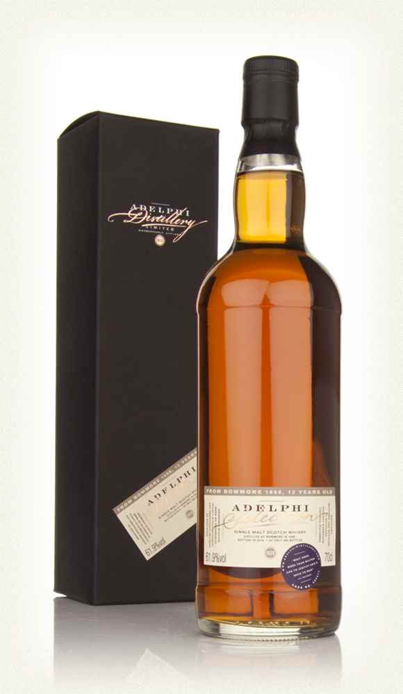 Bowmore 12 Year Old 1998 (Adelphi)