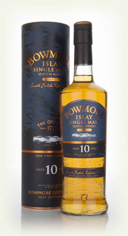 Bowmore Tempest 10 Year Old - Batch 2