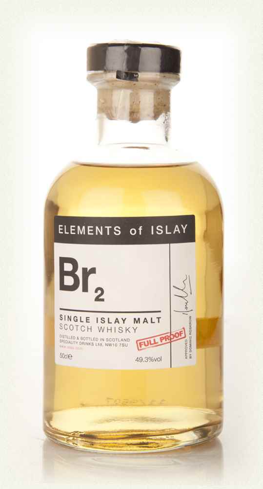Br2 - Elements of Islay (Bruichladdich)