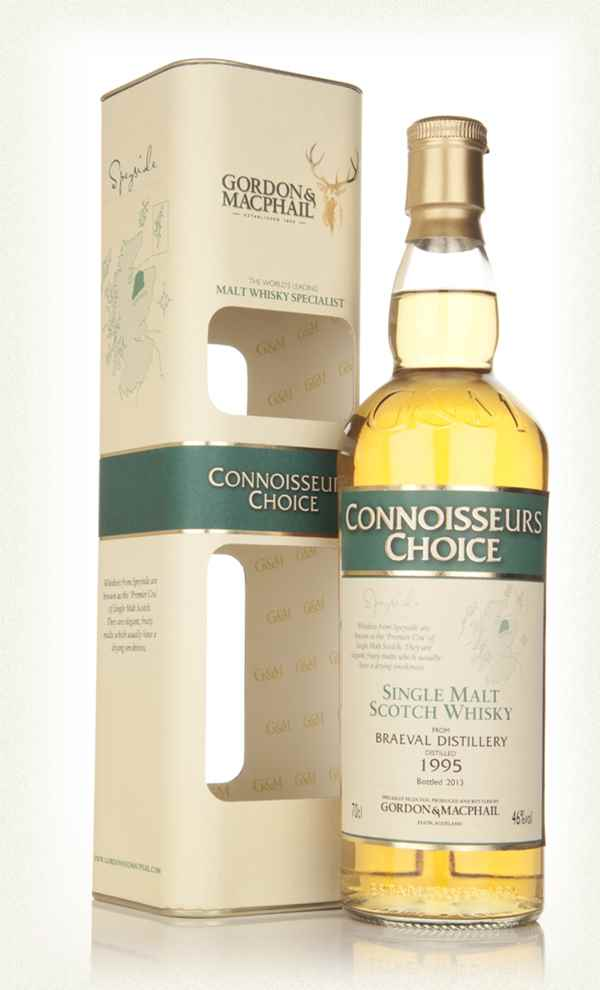 Braeval 1995 - Connoisseurs Choice (Gordon and MacPhail)