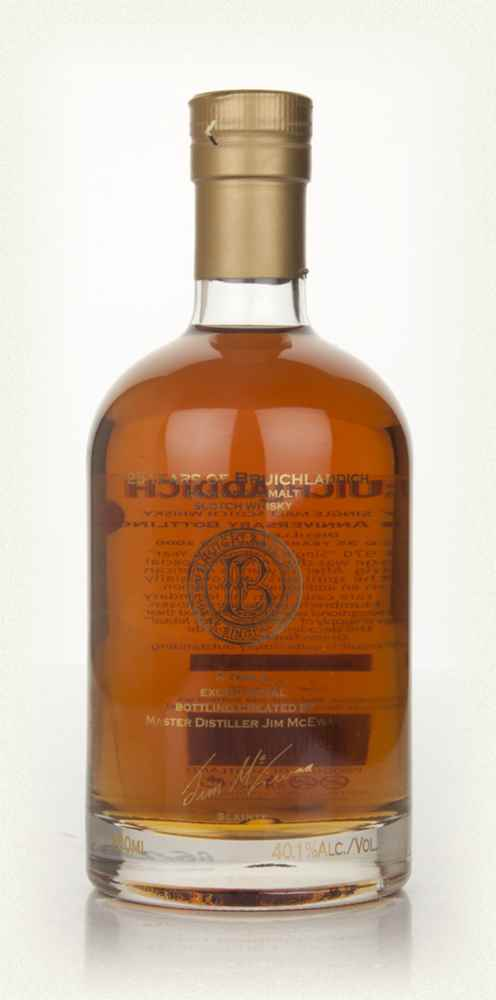 Bruichladdich 125th Anniversary Bottling