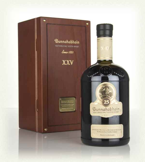 Bunnahabhain 25 Year Old (Old Bottling)