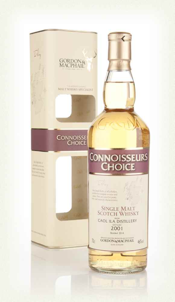 Caol Ila 2001 (bottled 2014) - Connoisseurs Choice (Gordon & MacPhail)