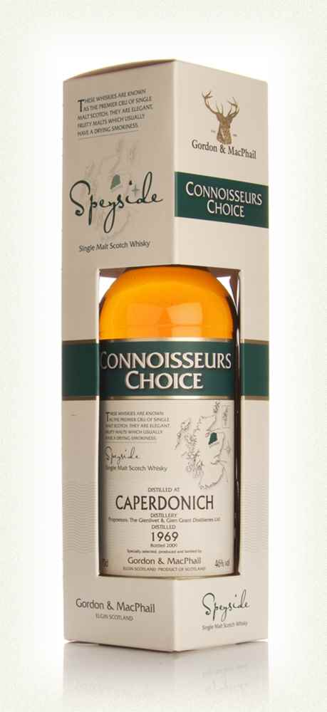 Caperdonich 1969 - Connoisseurs Choice (Gordon and MacPhail)