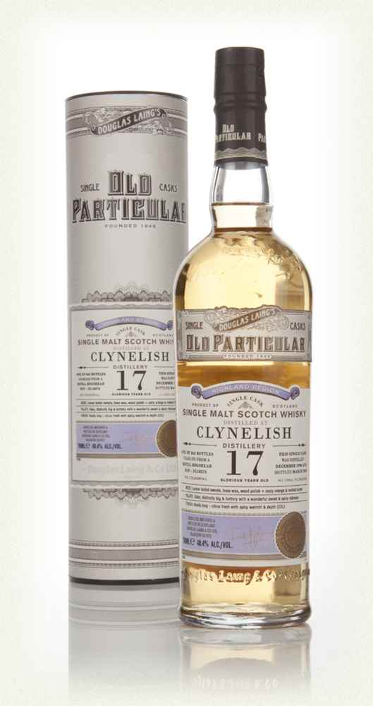 Clynelish 17 Year Old 1996 (cask 10276) - Old Particular (Douglas Laing)