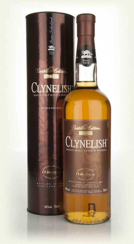 Clynelish 1997 (bottled 2012) Oloroso Sherry Cask Finish - Distillers Edition