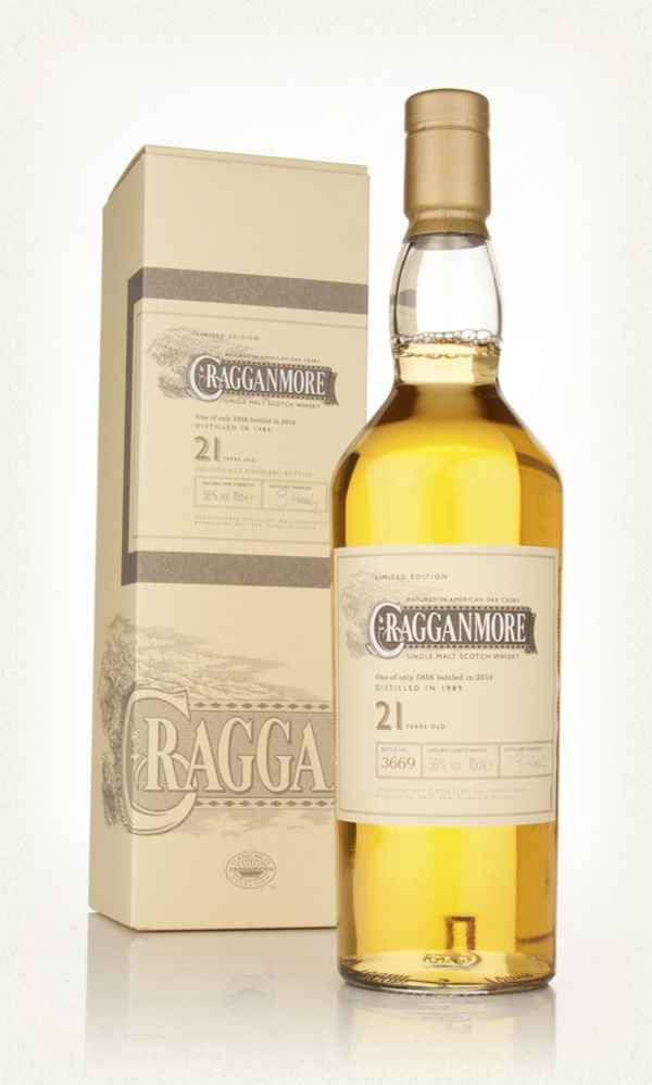 Cragganmore 21 Year Old (2010 Release)