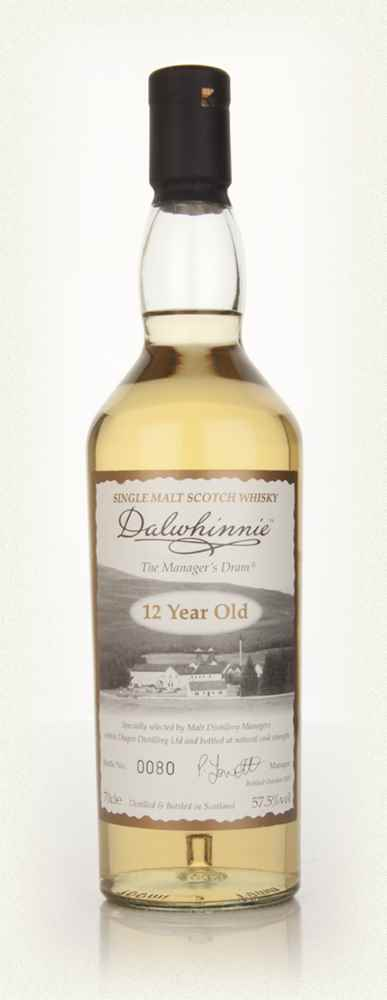 Dalwhinnie The Manager's Dram