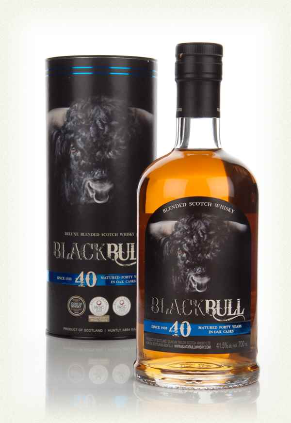 Black Bull 40 Year Old - 5th Release (Duncan Taylor)