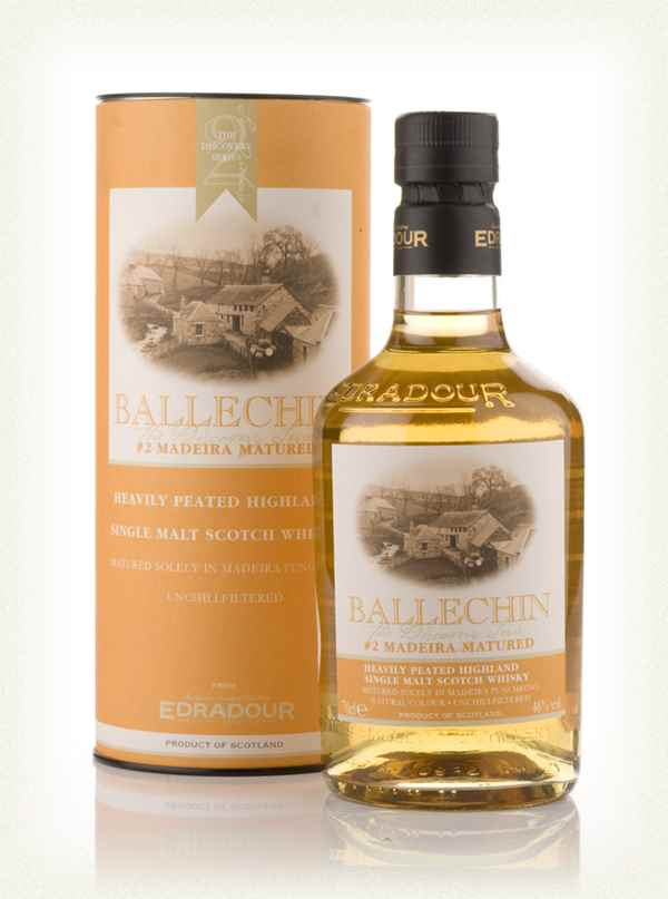 Edradour Ballechin #2 Madeira Cask Matured (The Discovery Series)