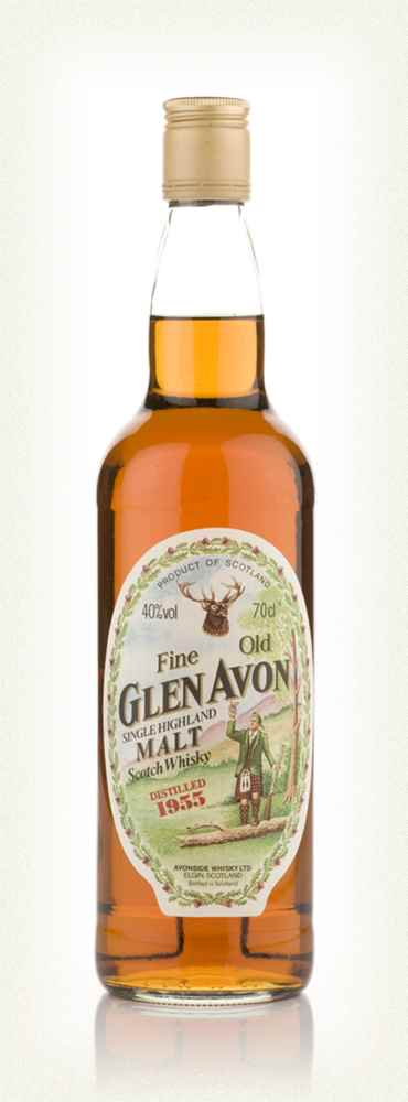 Glen Avon 1955 (Gordon and MacPhail)