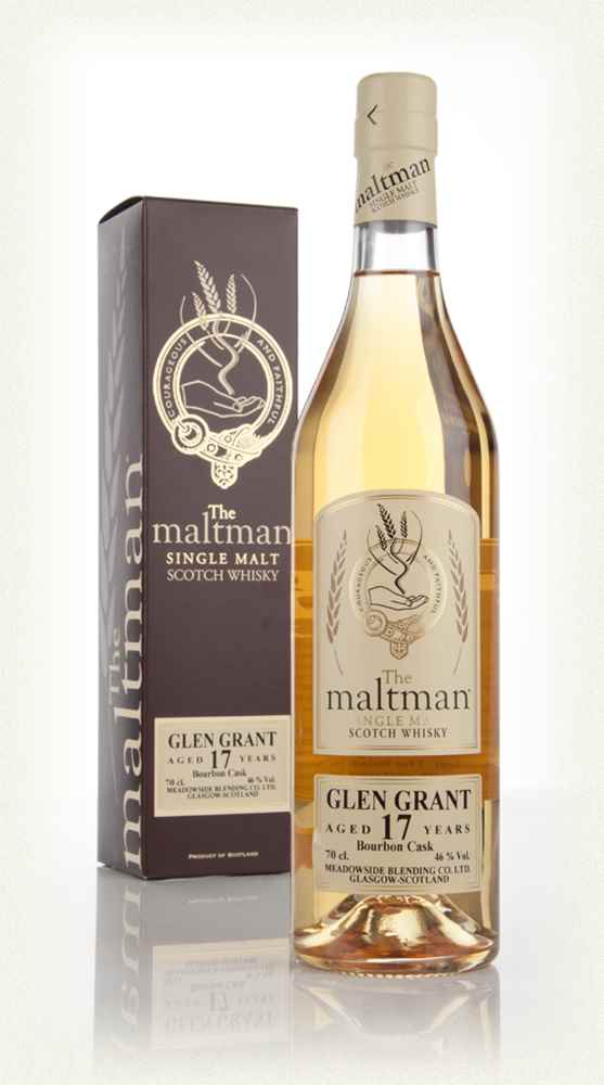 Glen Grant 17 Year Old 1995 (cask 97266) - (The Maltman)