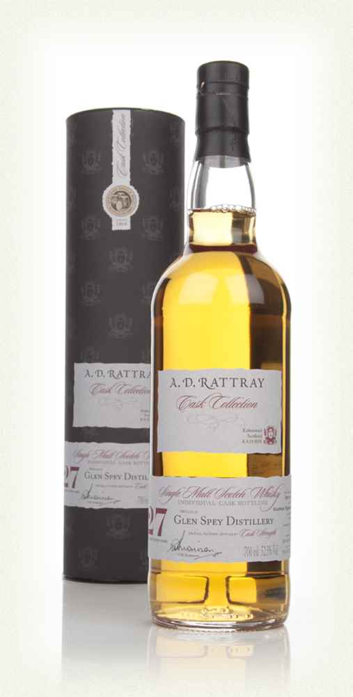 Glen Spey 27 Year Old 1986 (cask 1982) - Cask Collection (A. D. Rattray)