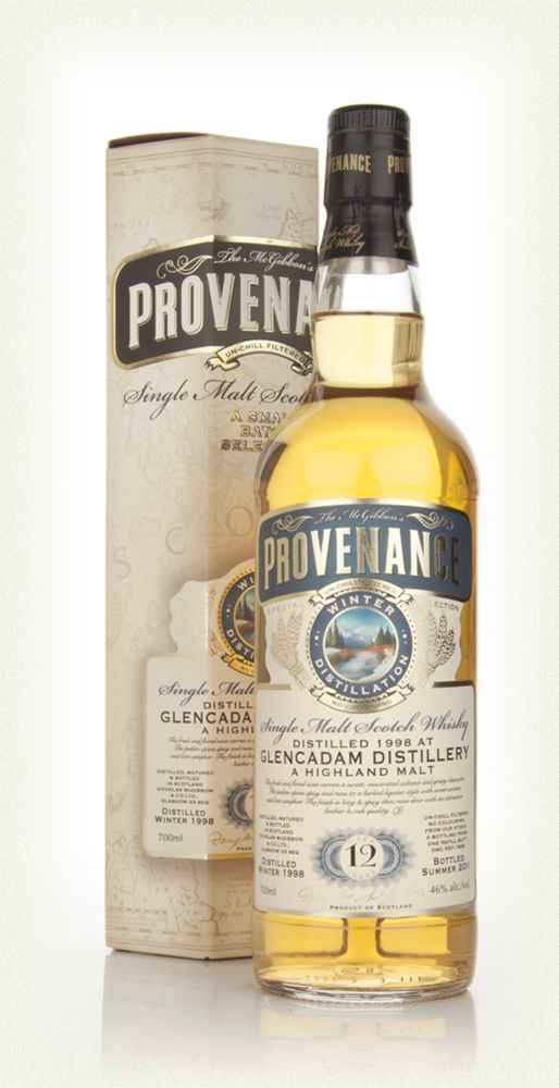 Glencadam 12 Year Old 1998 - Provenance (Douglas Laing)