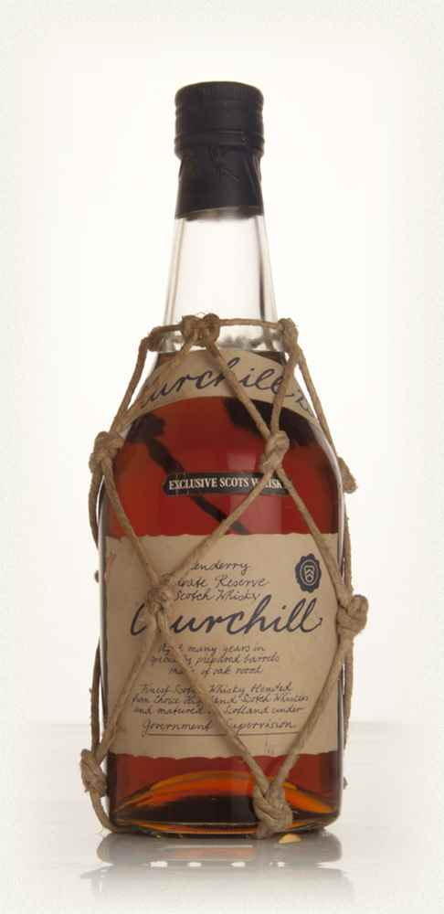 Glenderry Private Reserve Churchill 23 Year Old - 1967