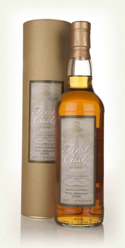 "Glenglassaugh ""The First Cask"""