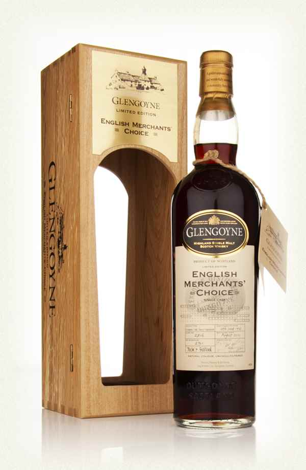 Glengoyne English Merchants' Choice