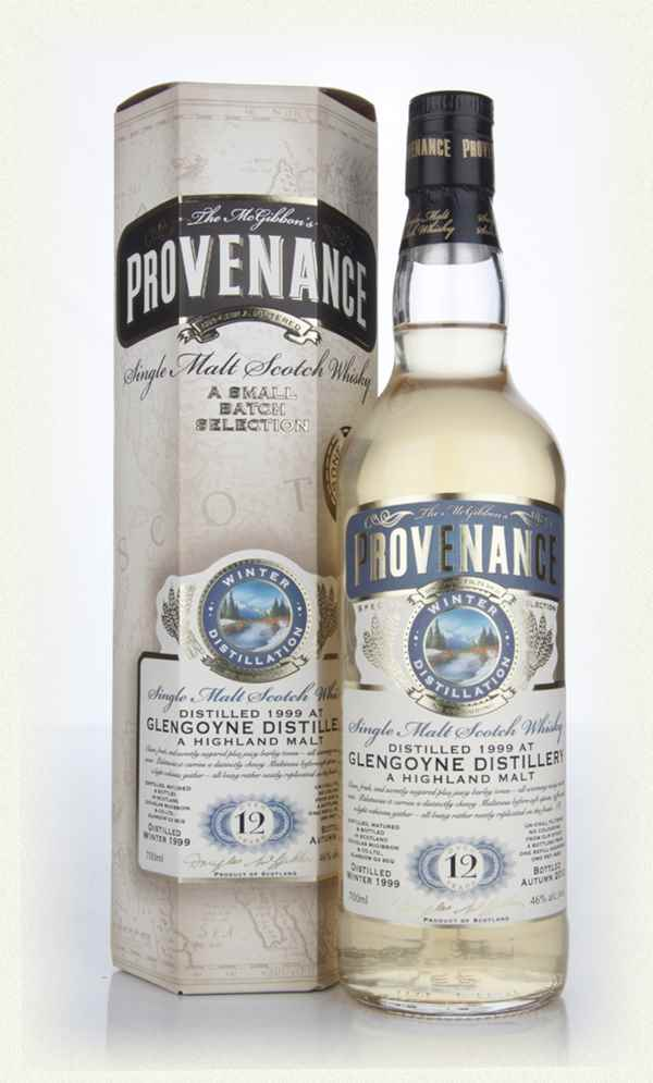 Glengoyne 12 Year Old 1999 (cask 9282) - Provenance (Douglas Laing)