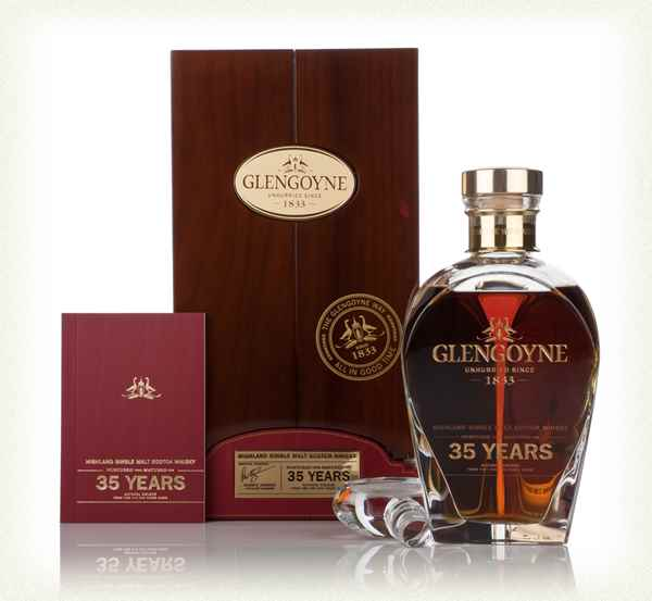 Glengoyne 35 Year Old In Decanter