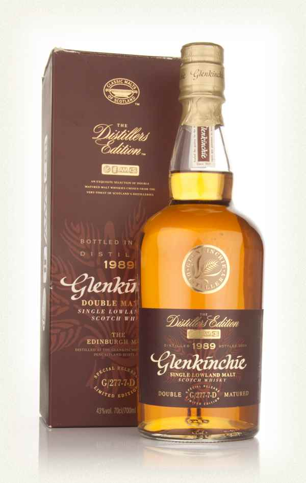 Glenkinchie 1989 Amontillado Finish - Distillers Edition