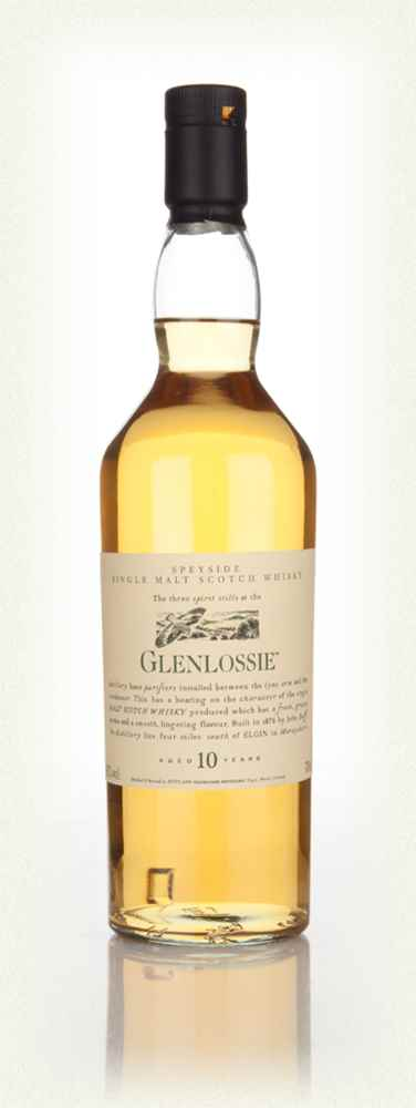 Glenlossie 10 Year Old - Flora and Fauna