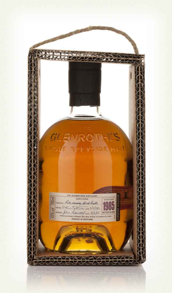 Glenrothes 20 Year Old 1985