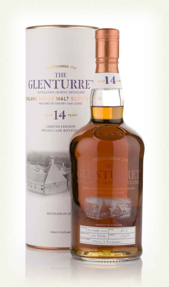 Glenturret 14 Year Old 1992