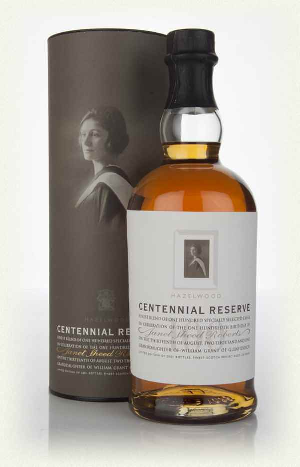 Hazelwood Centennial Reserve 20 Year Old
