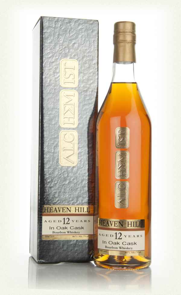 Heaven Hill Bourbon 12 Year Old  - Alchemist (Murray McDavid)