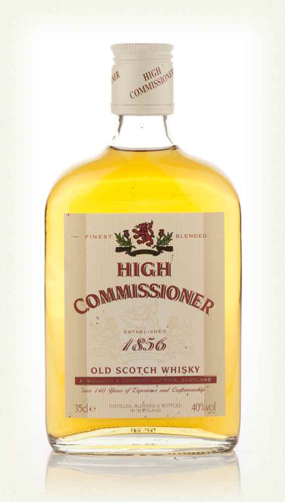 High Commissioner 35cl