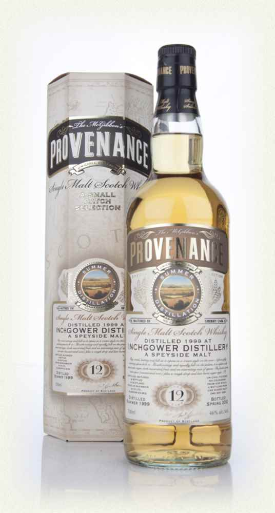 Inchgower 12 Year Old 1999 (cask 8476) - Provenance (Douglas Laing)