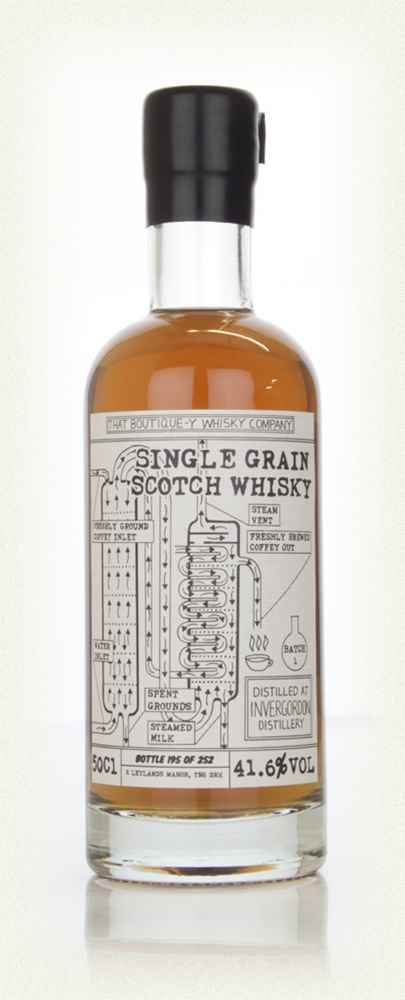 Invergordon - Batch 1 (That Boutique-y Whisky Company)