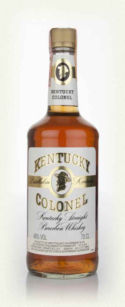 Kentucky Colonel 4 Year Old - 1980s