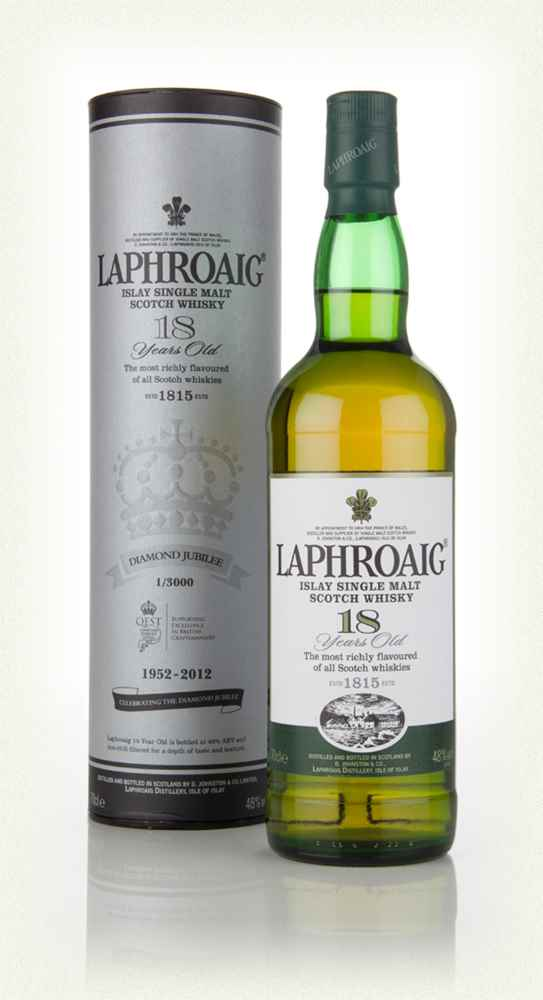 Laphroaig 18 Year Old - Jubilee Edition