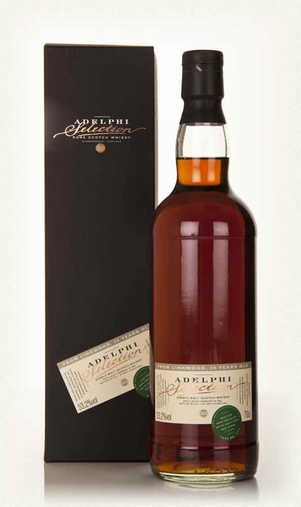 Linkwood 26 Year Old 1984 Cask 5269 (Adelphi)