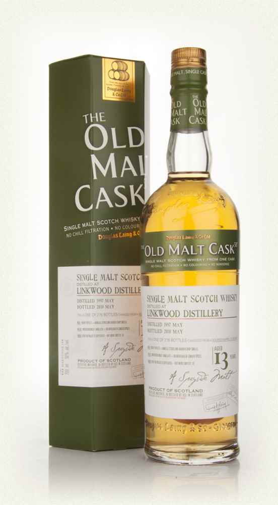 Linkwood 13 Year Old 1997 - Old Malt Cask (Douglas Laing)