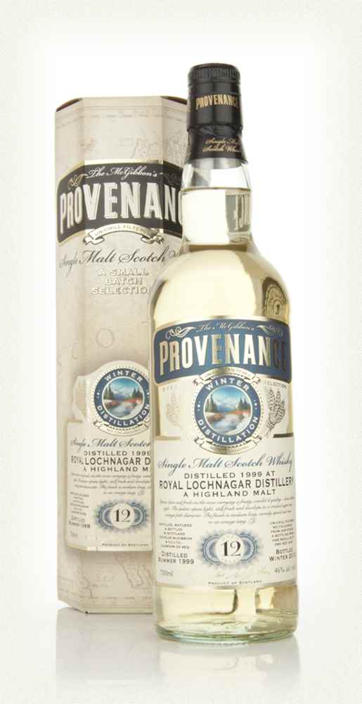 Royal Lochnagar 12 Year Old 1999 - Provenance (Douglas Laing)