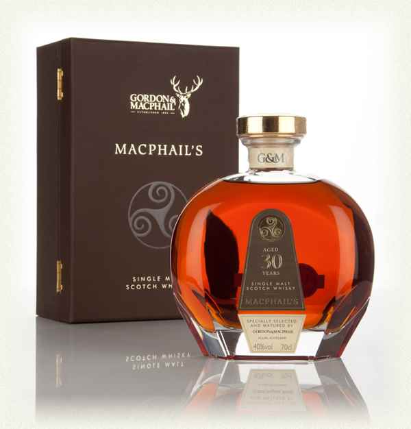 MacPhail's 30 Year Old Puccini Decanter