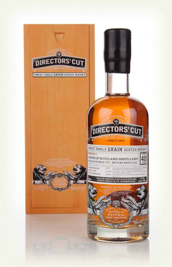 North Of Scotland 40 Year Old 1973 (cask 10232) - Directors' Cut (Douglas Laing)
