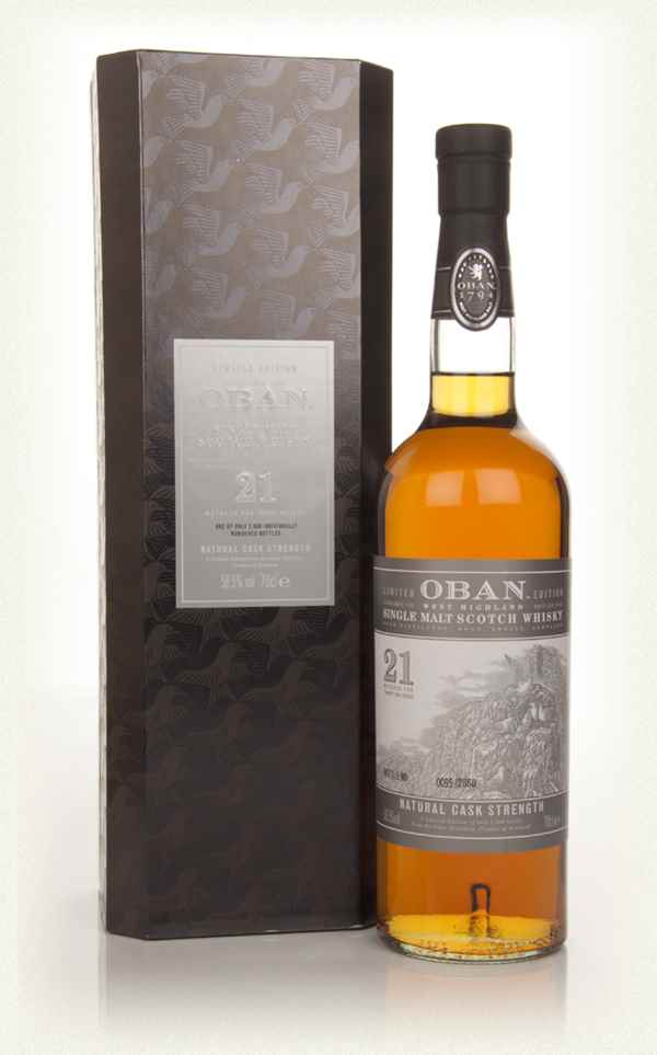 Oban 21 Year Old (2013 Special Release)