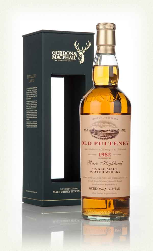 Old Pulteney 1982 (bottled 2014) - Gordon & MacPhail