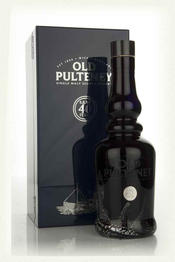 Old Pulteney 40 Year Old
