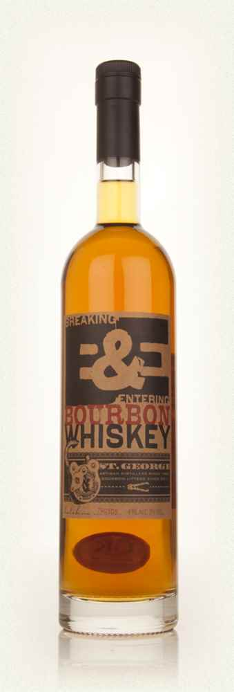 St. George Breaking & Entering Bourbon (75cl)