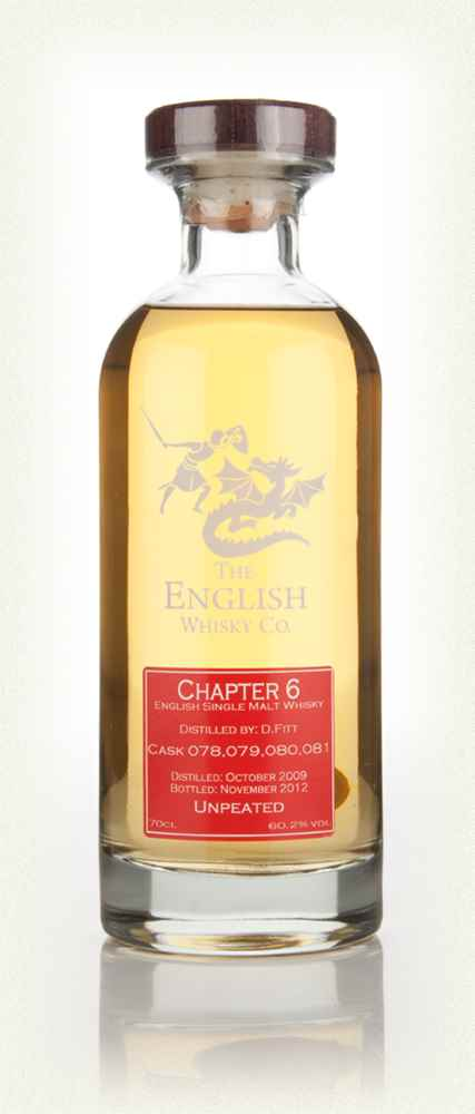 English Whisky Co. Chapter 6 - Cask Strength