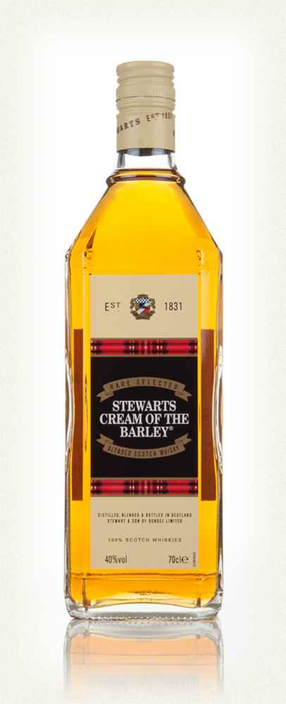 Stewarts Cream of the Barley