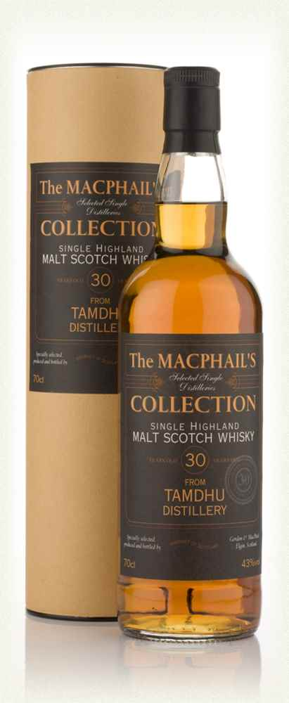 Tamdhu 30 Year Old - The MacPhail's Collection (Gordon and MacPhail)