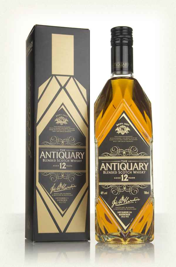 The Antiquary 12 Year Old
