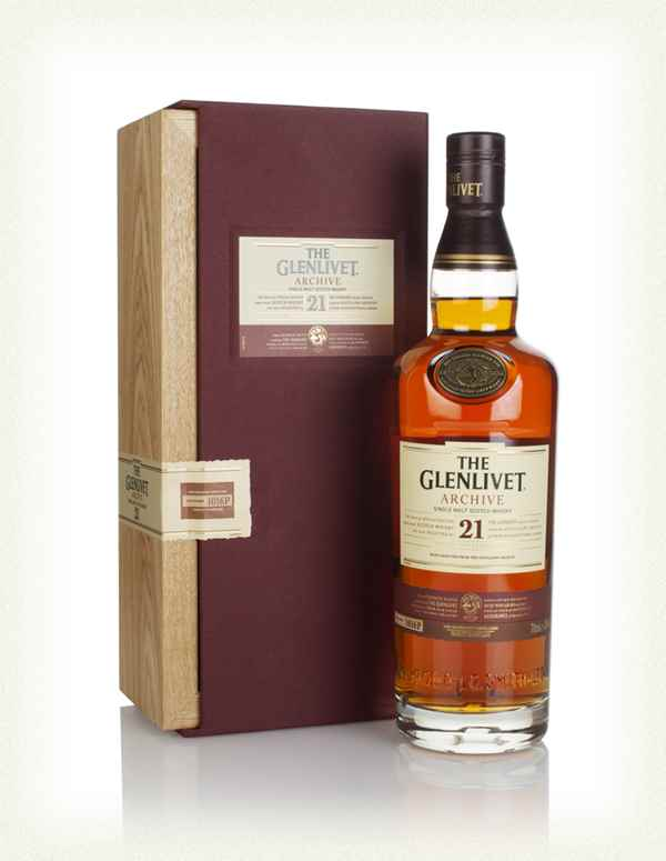 The Glenlivet Archive 21 Year Old