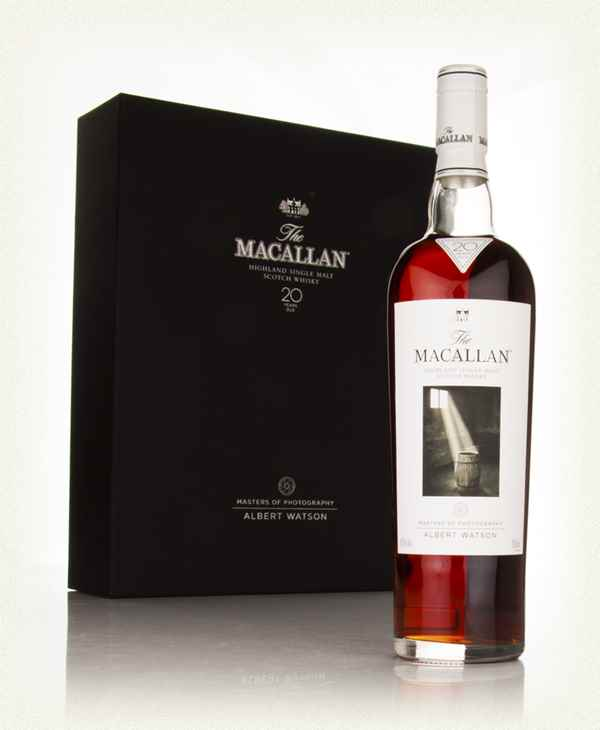The Macallan 20 Year Old - Master of Photography Albert Watson