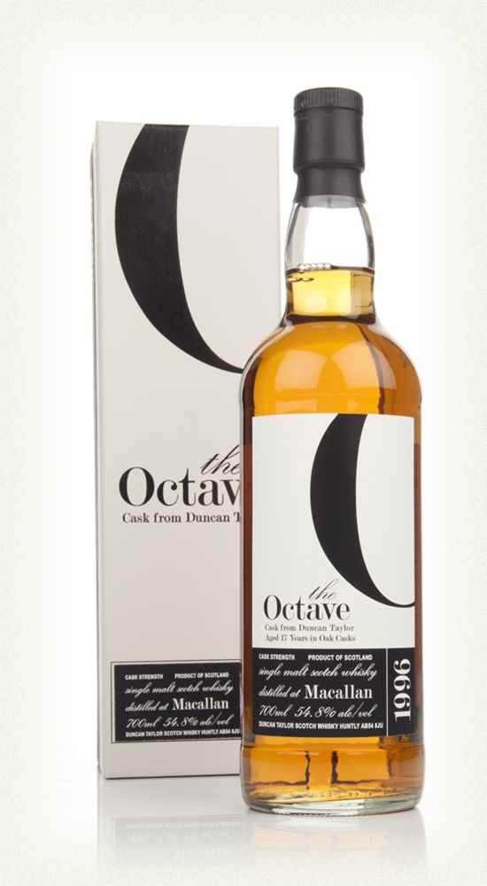 Macallan 17 Year Old 1996 (cask 725343) - The Octave (Duncan Taylor)